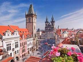 55% Praha: 2 denní pobyt pro DVA v hotelu Golden…