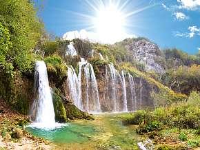 Sleva na pobyt 30% - Chorvatsko: 3 denní zájezd na Plitvická jezera,…