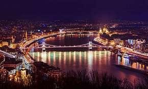 42% Maďarsko: 3-4 denní pobyt pro DVA v Hotel…