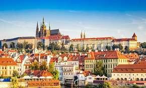 55% Praha: 2-3 denní víkendový pobyt pro DVA v hotelu…