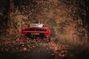 Sleva 27% - Spolujezdec nebo řidič vozů Mercedes Benz, Ferrari či Lamborghini na 15-60 minut +…