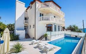 Sleva na pobyt 39% - Chorvatsko: 3-5 denní pobyt pro DVA v hotelu Villa…