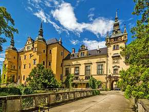 Sleva 27% - Polsko: 3 denní wellness pobyt pro DVA v hotelovém komplex Kliczków**** s polopenzí.
