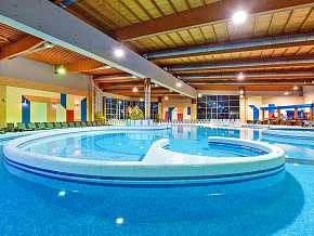 31% Maďarsko: 3 denní wellness pobyt pro DVA v Hotel…