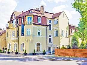 Sleva 35% - Mariánské Lázně: 3 denní pobyt pro DVA v butikovém hotelu DaVinci a polopenzí.