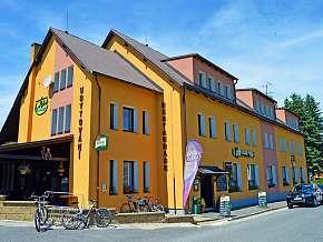 Sleva 36% - Západní Čechy: 3-6 denní pobyt pro DVA v Rekreačním středisku Rybník s polopenzí.