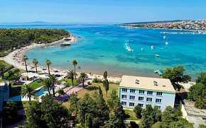 Sleva na pobyt 40% - Chorvatsko: 4-8 denní pobyt pro DVA v Liberty Hotelu *…