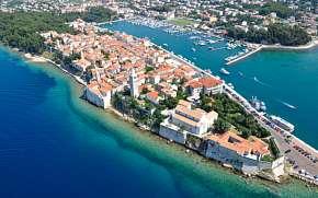 Sleva na pobyt 35% - Chorvatsko: 4-8 denní wellness pobyt pro DVA v Hotelu…