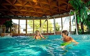 16% Maďarsko: 3-4 denní wellness pobyt v hotelu Répce…