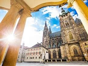Sleva 39% - Praha: 2 denní pobyt pro DVA v hotelu Otar *** jen 1,5 km od Vyšehradu se snídaní.