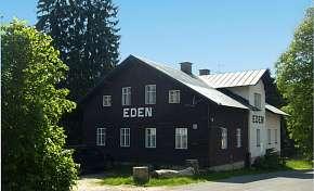 57% Krkonoše: 3-8 denní pobyt pro DVA v penzionu Eden…