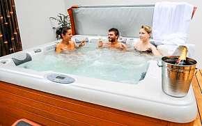 Sleva na pobyt 43% - Nízké Tatry: 3-4 denní wellness pobyt pro DVA v Hotelu…