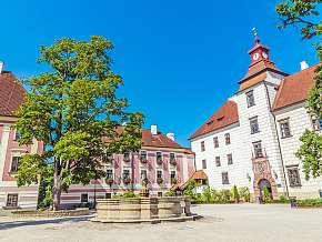 19% Jižní Čechy: 3 denní pobyt pro DVA v hotelu…