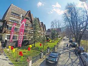 33% Polské Tatry: 3 denní wellness pobyt pro DVA v…