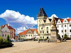 40% Jižní Čechy: 3 denní pobyt pro DVA v hotelu…