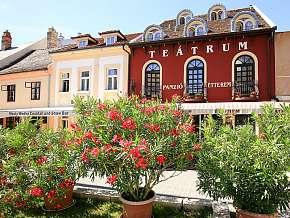 25% Maďarsko: 3 denní pobyt pro DVA v hotelu Teátrum…