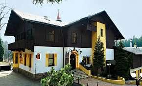 Sleva na pobyt 17% - Jizerské hory: 3 denní pobyt pro DVA v hotelu Orion s…
