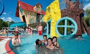 38% Maďarsko: 5-8 denní pobyt v Park Inn Zalakaros…
