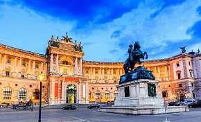 28% Rakousko: 2-4 denní pobyt pro DVA do Vídně v A&O…