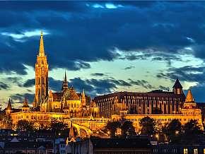 33% Maďarsko: 2-5 denní luxusní pobyt pro DVA v…