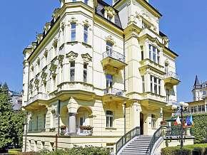 Sleva 49% - Karlovy Vary: 3 denní pobyt pro DVA v hotelu Mignon **** s  polopenzí.