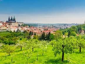 33% Praha: 3 denní wellness pobyt pro DVA v penzionu…