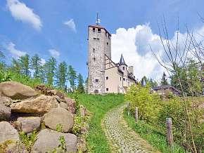 Sleva 30% - Jizerské hory: 3 denní pobyt pro 1 osobu v hotelu Liberecká výšina s polopenzí.