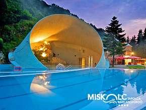 Sleva 40% - Maďarsko: 3 denní wellness pobyt pro DVA v hotelu Miskolctapolca *** se snídaní.