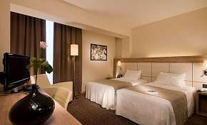 Sleva na pobyt 6% - Itálie: 3-4 denní pobyt pro DVA v hotelu DoubleTree **…