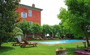 Sleva na pobyt 43% - Itálie: 4 denní pobyt pro DVA ve Ville Cassia di…
