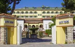 36% Itálie: 8 denní pobyt pro DVA v Park Hotelu…