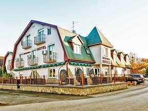 59% Maďarsko: 3 denní wellness pobyt v Apartman Hotel…