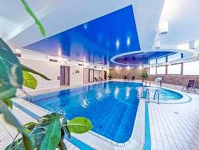 6% Polsko: 3 denní lázeňský pobyt pro DVA v hotelu…