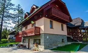 38% Vysoké Tatry: 3-6 denní pobyt pro DVA ve Villa…