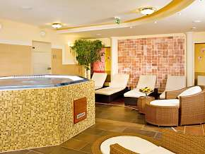 47% Maďarsko: 3 denní wellness pobyt pro DVA v hotelu…