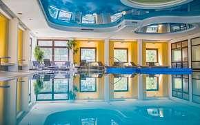 43% Rakousko: 3-5 denní pobyt pro DVA ve Sporthotelu…