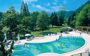 Sleva na pobyt 41% - Slovinsko: 3-4 denní pobyt pro DVA v hotelu…