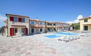 Sleva na pobyt 30% - Chorvatsko: 4-5 denní pobyt až pro 6 osob v apartmánu…