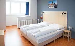 66% Praha: 3–4 denní pobyt pro DVA v Hostelu A&O…