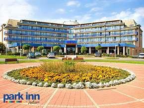 46% Maďarsko: 3 denní pobyt pro DVA v hotelu Park Inn…