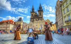 37% Praha: 3-4 denní pobyt pro 4 osoby se vstupem do…