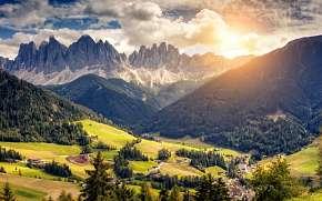 61% Rakousko: 3-6 denní pobyt pro DVA v penzionu…