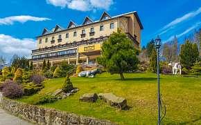 35% Slovensko: 3 denní pobyt pro DVA v hotelu Husárik…