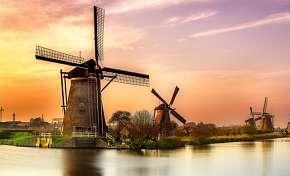 20% Holandsko: 4 denní autobusový zájezd s dopravou,…