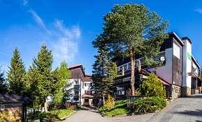 19% Šumava: 3-4 denní pobyt pro DVA v hotelu Kolibřík…