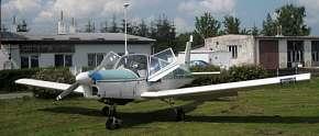 Sleva 40% - Vyhlídkové lety pro 3 osoby letounem Zlín Z-43 z letiště Podhořany v délce 20 až 45…