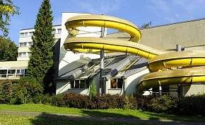 42% Karlovarsko: 3-6 denní pobyt pro DVA v Parkhotelu…