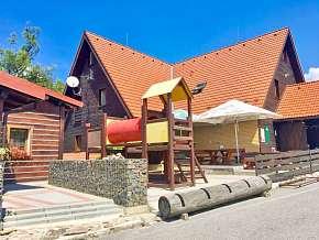 Sleva 29% - Orlické hory: 3 denní pobyt pro DVA v penzionu Chata pod Sjezdovkou s polopenzí.