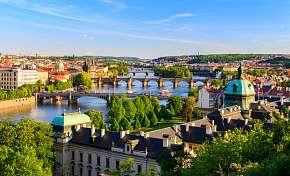 54% Praha: 3-6 denní pobyt pro DVA v elegantním…