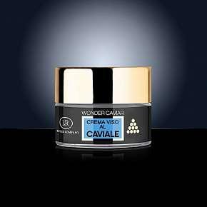 Sleva 45% - Set luxusní kosmetiky: oční krém, pleťový krém, maska z kaviáru - na podporu boje…